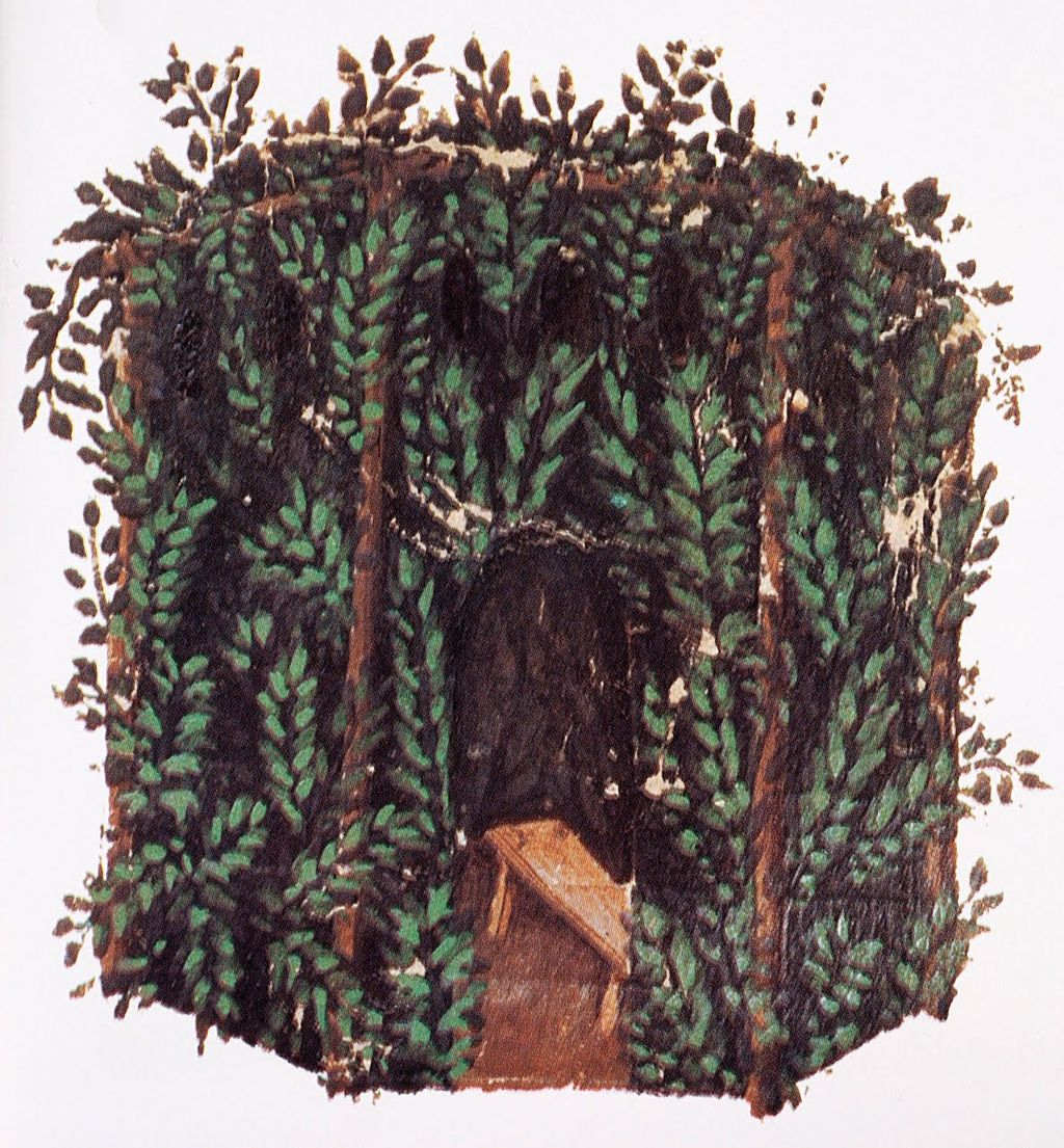 Sukkot Booth