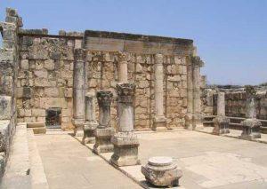 CapernaumSynagogue