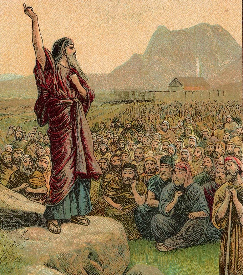 Moses and Israelites