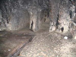 Joseph of Arimithea tomb