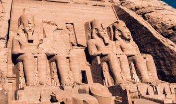 Abu Simbel Egyptian temples